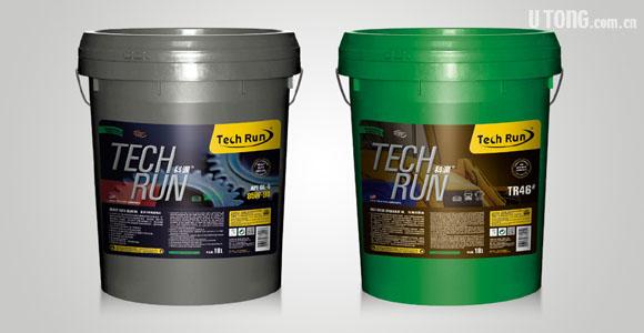 科润润滑油 | 优统--润滑油包装专业设计机构