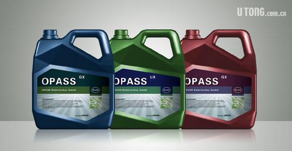 润滑油包装设计