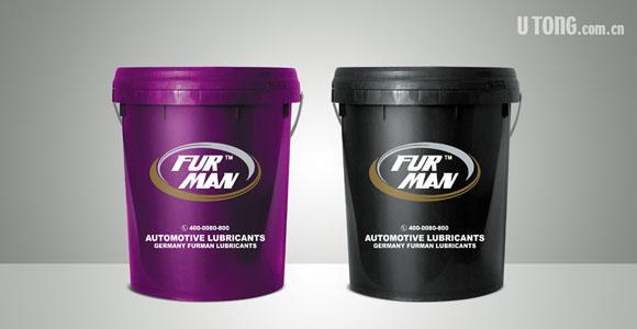 福曼润滑油中桶设计