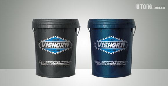 VISHORN 威士邦润滑油中桶设计