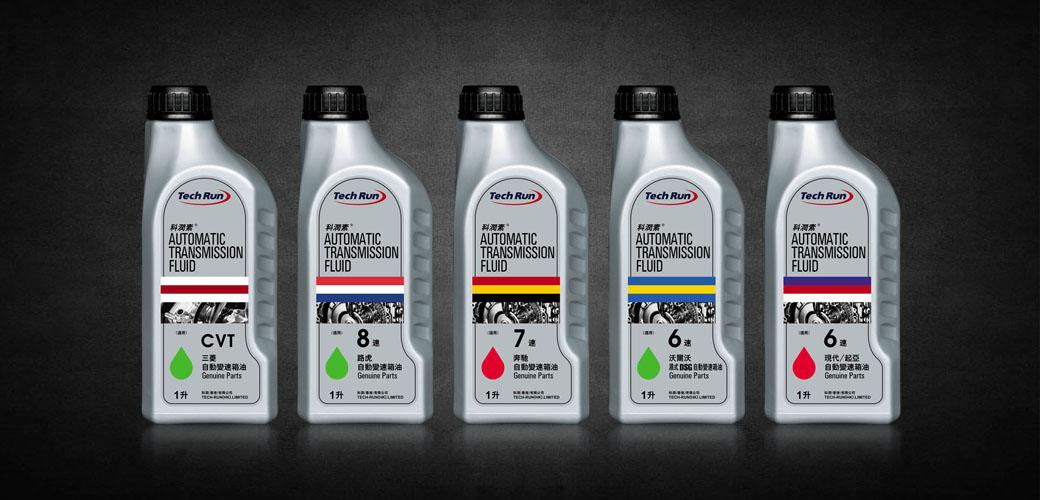 科润润滑油包装设计