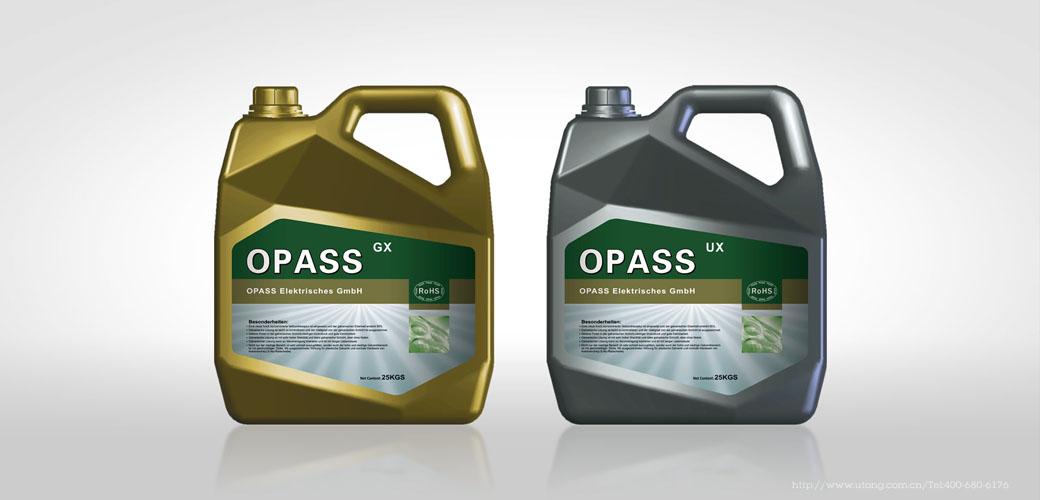 OPASS添加剂包装设计